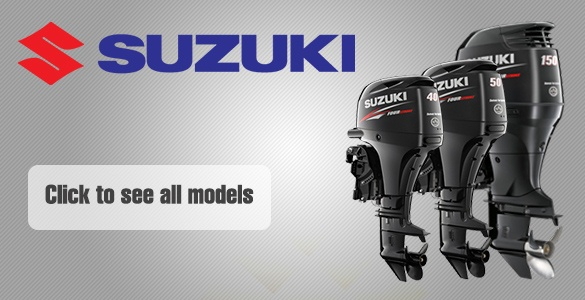 Suzuki Marine Outboard Motors for Sale